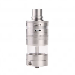 Genelocity Giant 32.5mm 12ml Rebuildable Atomizer by SER - Silver