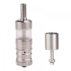 FEV V4 Style MTL Rebuildable Atomizer with Long Mod Kit by SER - Silver