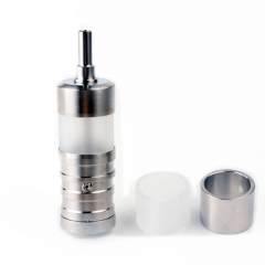 FEV dD Style MTL 316SS Rebuildable Atomizer by SER - Silver