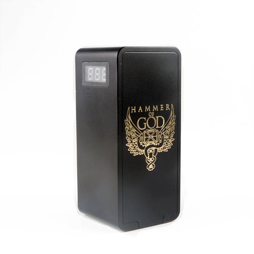 Hammer of God v2 8.4v Style Semi-Mod - Black Gold