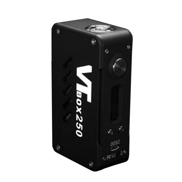 Original Vapecig 250W TC Mod with Original DNA 250W Chip VTBox250 - Black