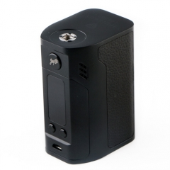Authentic Wismec Reuleaux RX300 Temperature Control Mod - Black