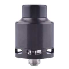 In'sane Style 316SS Rebuildable Dripping Atomizer 2ml by SER - Black