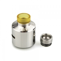 ARC Style 316SS RDA Rebuildable Dripping Atomizer - Silver