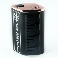 (Ships from Germany)Sith v2 Style Parallel Quad 18650 Mechanical Mod - Black