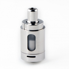 (Ships from Germany)Tilemahos Armed Style 22mm Rebuildable Tank Atomizer 4ml Polished Version - Silver