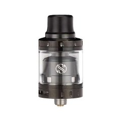 Authentic Augvape Merlin Mini 2ml RTA Rebuildable Tank Atomizer - Black