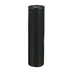 Broadside Style 25mm Mechanical Mod - Black