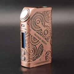 Pre-sale Original Tesla Nano 120W VW TC APV Box Mod - Copper