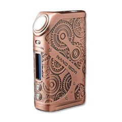 Authentic Teslacigs Nano 120W VW TC APV Box Mod - Copper