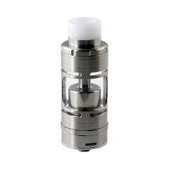 Authentic SER SR v4 23mm Rebuildable Tank Atomizer 4.5ml- Silver