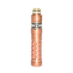 Panzer v2 Kit Panzer G3 Style Mod with Fuel v2 RDTA - Copper