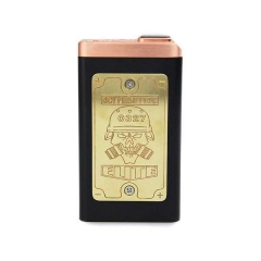 Elite Series Dual 18650 Mechanical Box Mod - Black