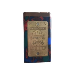 Elite Series Dual 18650 Mechanical Box Mod Resin - Random Color