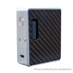 Authentic Lost Vape ESquare DNA60 TC VW APV Box Mod - Carbon Fiber