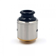 Skill Style 24mm Rebuildable Dripping Atomizer  - Silver