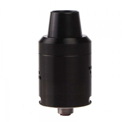 Mutation X v4 Style Rebuidlable Dripping Atomizer - Black