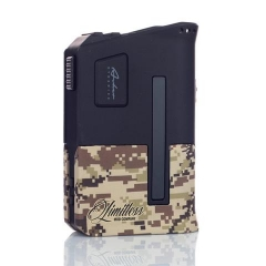 Authentic Arms Race Limitless 200W TC Temperature Control VV/VW Box Mod - Desert Camouflage
