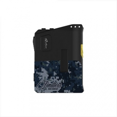 Authentic Arms Race Limitless 200W TC Temperature Control VV/VW Box Mod - Blue Digi Camo