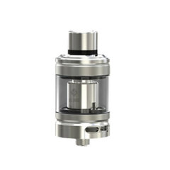 Authentic Wismec Elabo 25mm Subohm Clearomizer - Silver