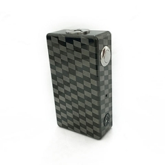 Luxury Ares 280W Style VV Variable Voltage Box Mod - Black Gray