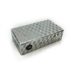 Luxury Ares 280W Style VV Variable Voltage Box Mod - Silver