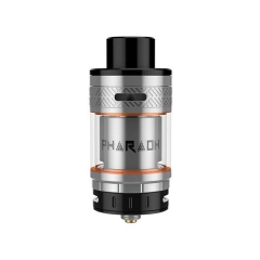 Authentic Digiflavor Pharaoh 25mm RTA Rebuildable Tank Atomizer - Silver