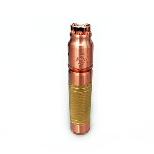 AV Hulk Style 18650 24mm Mechanical Mod Kit - Copper Gold