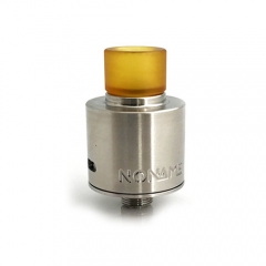 YFTK Noname Plug-In Style RDA Rebuildable Dripping Atomizer W/Bottom Feeding Pin - Silver