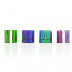 Replacement Resin Tube for MELO III MINI by Demon Killer- Multicolor