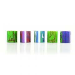 Replacement Resin Tube for Eleaf Ijust S Clearomizer by Demon Killer- Multicolor