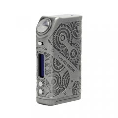 Authentic Tesla Nano 120W VW TC APV Box Mod - Black
