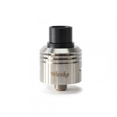 Authentic Focusecig Wanko RDA 316SS Rebuildable Dripping Atomizer - Silver