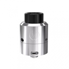 Original  Vandy Vape Govad 24mm RDA Rebuildable Dripping Atomizer - Silver