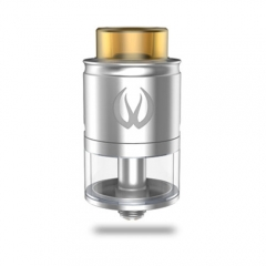 Authentic Vandy Vape Perseus RDTA Rebuildable Dripping Tank Atomizer - Silver