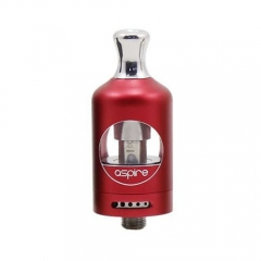 Authentic Aspire Nautilus 2 Tank Atomizer Clearomizer - Red