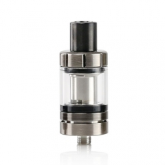 Authentic Eleaf MELO III Mini Sub Ohm Tank Clearomizer - Brushed Silver