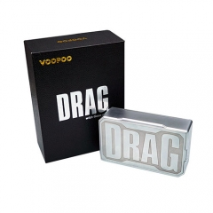 Authentic VOOPOO DRAG 157W TC VW APV Box Mod - Gray