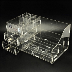 Authentic Demon Killer Acrylic Storage Box (Size L) - Transparent