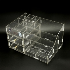 Authentic Demon Killer Acrylic Storage Box (Size M) - Transparent