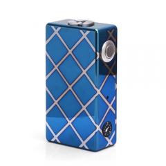 Luxury Ares 280W Style VV Variable Voltage Box Mod - Blue