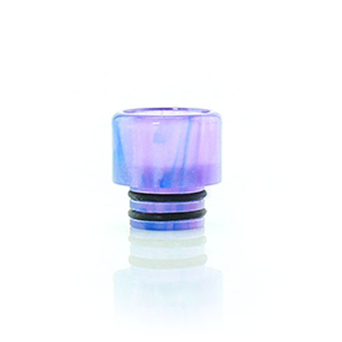 Replacement Resin 510 Drip Tip 13mm (1 Set) - Multicolor