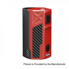Authentic Tesla Invader 2/3 240W / 360W VV APV Variable Voltage Mod - Red