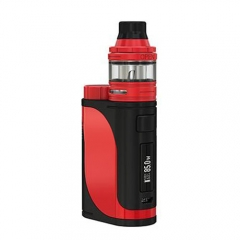 Authentic Eleaf iStick Pico 25 with ELLO Full Kit 85w Temperature Control Kit - Red