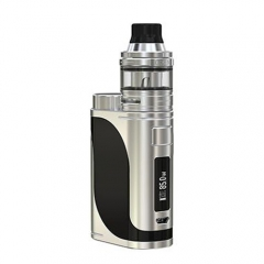 Authentic  Eleaf iStick Pico 25 with ELLO Full Kit 85w Temperature Control Kit - Silver Black
