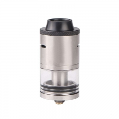 Limitless Plus Style RDTA Rebuildable Dripping Tank Atomizer 6.5ml - Silver