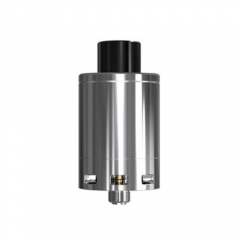 Authentic Digiflavor Pharaoh RDA Rebuildable Dripping Atomizer - Silver