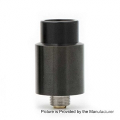 Odis Style Bottom Feeding 16mm RDA Rebuildable Dripping Atomizer - Black