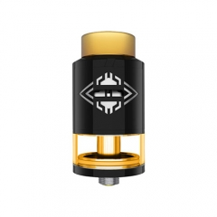 Authentic OBS Crius RDTA 4ml Rebuildable Atomizer- Black