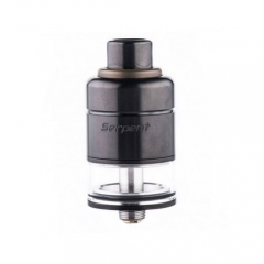 Original Wotofo Serpent RDTA Rebuildable Dripping Tank Atomizer - Black